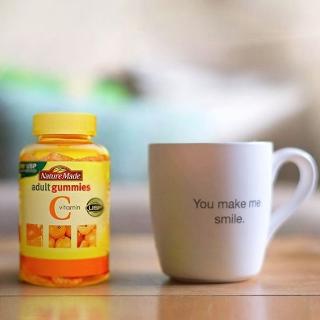 $8.24 包邮Nature Made 成人维生素C 软糖 250mg 150粒