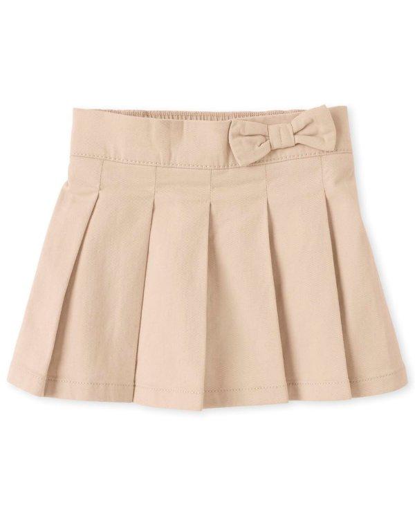 小童制服半身裙,5色选