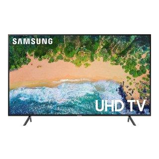 $299.99闪购:Samsung UN50NU7100 50吋 4K 智能电视