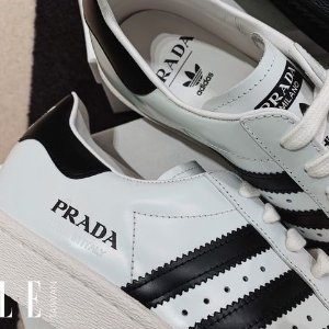 App抽签9月8日截止 售价€438.61预告:Adidas X Prada 联名贝壳鞋 第二波发售倒计时 三色选