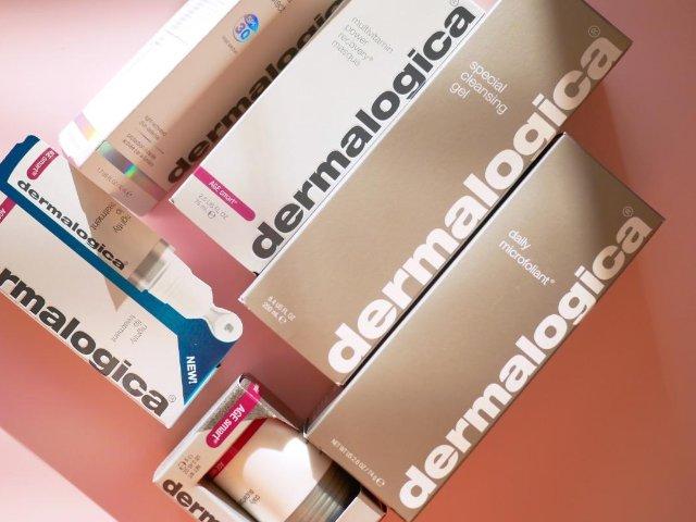 网红护肤品牌Dermalogica...