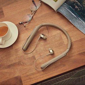 现价£179.99(原价£260)Sony WI-1000X 无线入耳式降噪耳机特卖