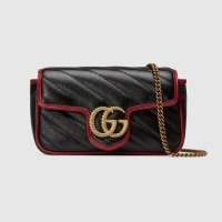 Gucci GG Marmont super mini 斜挎包
