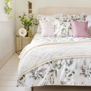 Buy A by Amara Priory 300 Thread Count Duvet Cover - King | Amara