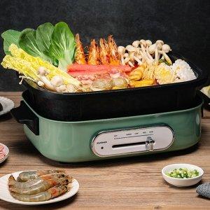 立减$10 晒单抽奖最后一天:华人生活馆 精选厨房小家电限时特卖