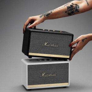 $316.94(原价$449.99)Marshall Acton II 复古蓝牙音箱 内置Alexa