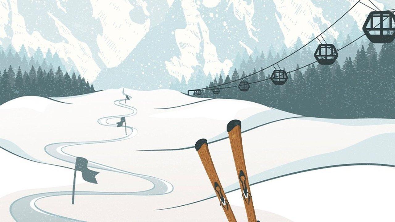 加拿大冬季滑雪,你必须收藏的5个省钱秘笈