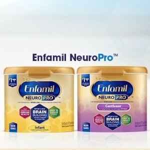 Free $20 Target gift cardWith Purchase of $100 Enfamil NeuroPro Baby Formula Powder @ Target