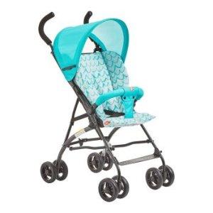 两件到手¥438(合¥219/件)好孩子 轻便折叠婴儿车