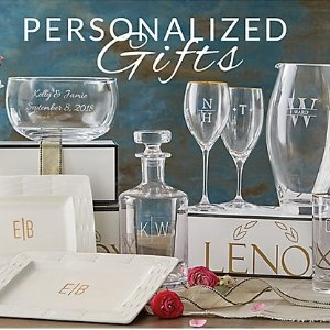 15% offPersonalized Gift on Sale @ Lenox