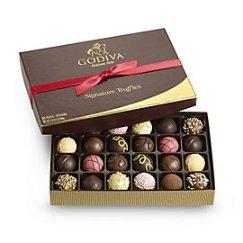 Truffles - Godiva巧克力礼盒