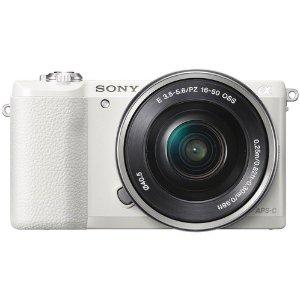 Free 32GB SDHC includedSony Alpha a5100 Mirrorless Digital Camera Bundles Starting @ $398