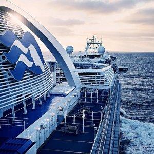 Princess Cruises冰川南缘之旅 含冰川湾 5月船期