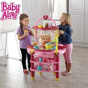 Baby Alive Cook N Care Set N @ Amazon