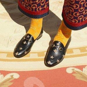 2.4折起 £59收Gucci平替乐福鞋乐福鞋 UK打折&折扣码 | Gucci、Bally、Dr Martens