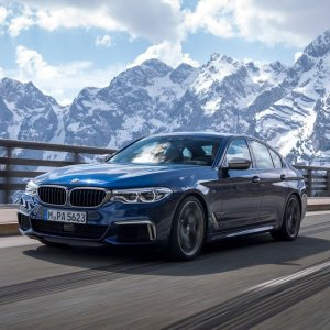 No.1 BMW 540i Car review by Auto Channel