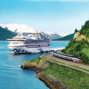 As low as $144912-Night Alaska Cruise Roundtrip From Los Angeles