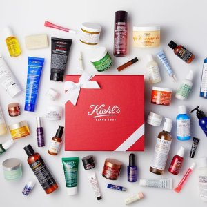 15% OffDealmoon Exclusive: Kiehl's Gift Sets Sale