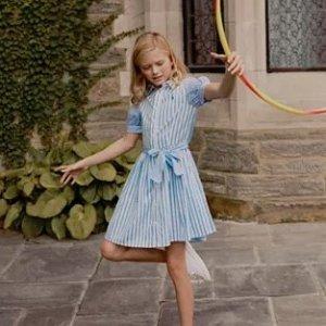 低至6折+额外7折Ralph Lauren 儿童服饰特卖