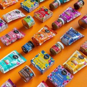 低至8折 巧克力脆香米$4.79Healthy Crunch 美味果干、果酱、饮品 抹茶拿铁$10.39