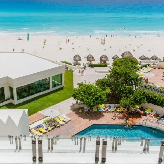 As low as $5594- or 6-Night All-Inclusive Park Royal Cancun Stay