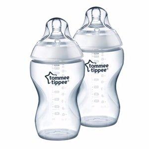 买£20 送婴儿礼品盒Tommee Tippee 2只装340ml奶瓶热卖