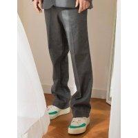 Signature 灰色西裤