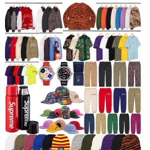 October 22ndNew Release: Supreme 2020 Week 9 Jacob & Co plus more
