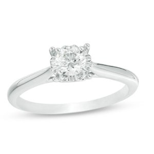 Dealmoon Exclusive: Chinese Valentine's Day Diamond Ring