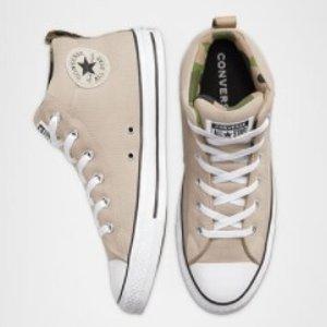 额外7折+免邮Converse官网 精选帆布鞋促销 Chuck Taylor All Star仅$25
