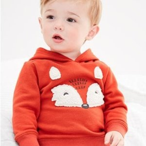 Up to 60% Off + Extra 20% Off $40+ & 2X PointsCarter's Spooky Cute Fall Sale
