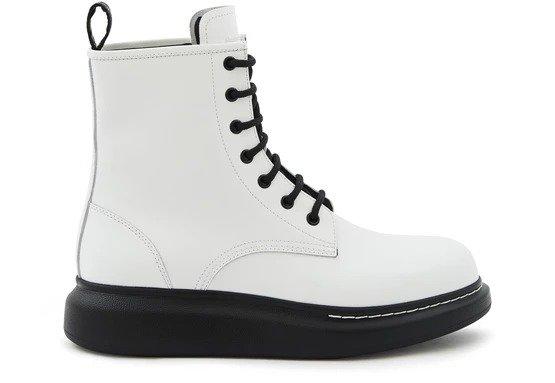 Oversize 经典马丁靴