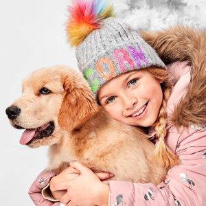 4-5折包邮 夹棉外套$14.99The Children's Place 儿童冬季外套及配件热卖