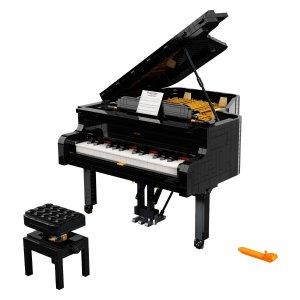 Lego三角钢琴 21323