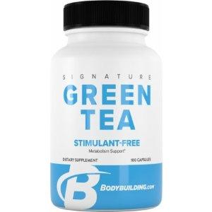 Bodybuilding绿茶燃脂素 100粒