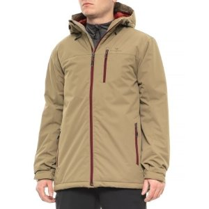 White Sierra Pine Springs Jacket - Insulated (For Men)