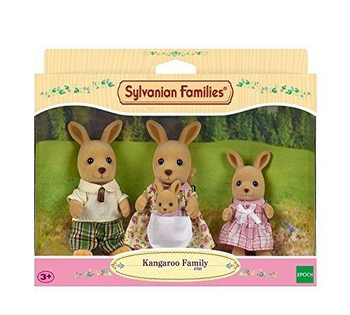 Kangaroo Family,Figure