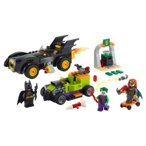 Lego4月26日上市蝙蝠侠大战小丑 76180 | Batman™