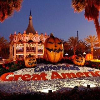 低至$32起 9月-10月限时主题活动加州圣何塞大美洲主题乐园 万圣节惊魂夜门票