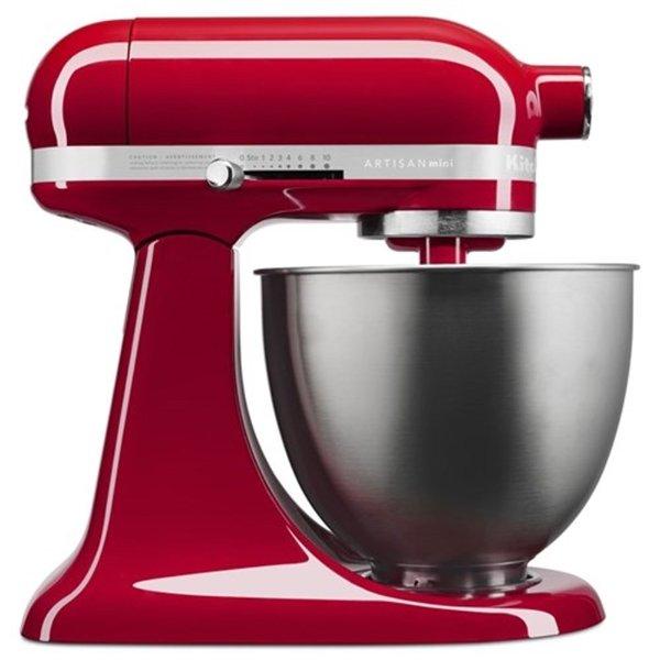 搅拌机 红色