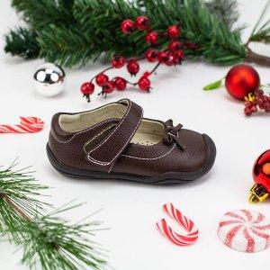 pediped小童 Grip 'n' Go™ Isabella 皮鞋