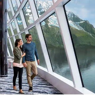 As low as $4997-Night Alaska Glacier Cruise From Seattle