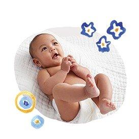 50% Off + Extra 5% Off Amazon Brand - Mama Bear Diapers @ Amazon