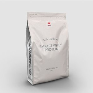 MYPROTEIN【限量版】奶茶口味 IMPACT 乳清蛋白粉 250g