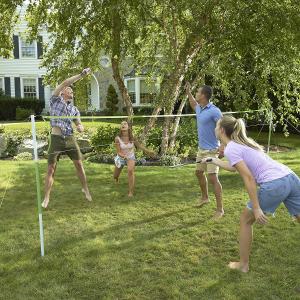 $15Franklin Sports Intermediate Badminton Set @ Amazon.com