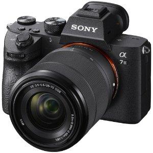 Sonya7III Full Frame Mirrorless Camera with 28-70mm