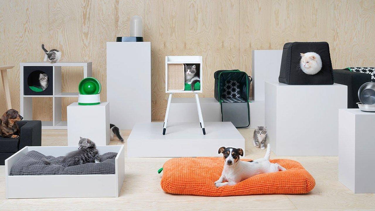 2019年Ikea宜家宠物家居攻略,铲屎官们快为自己的毛小孩收藏起来