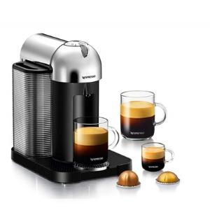 Nespresso Vertuo and VertuoPlus Espresso Machines (Factory Reconditioned)