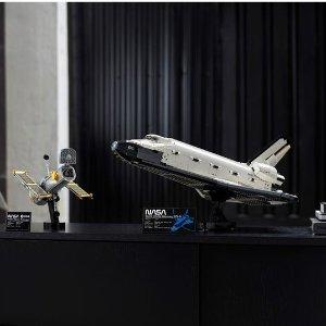 Lego4月1日上市NASA发现号航天飞机 10283