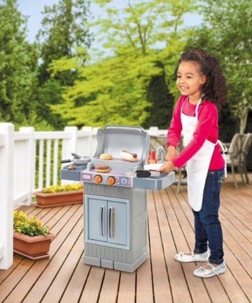 BBQ烧烤炉玩具带配件